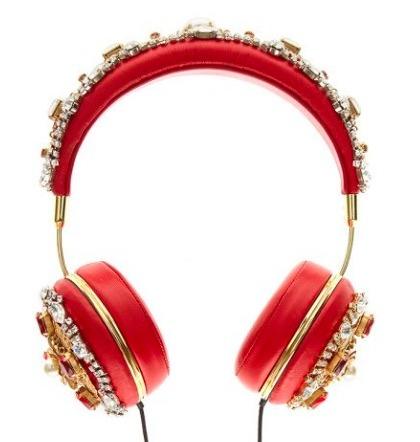 Auriculares Dolce Gabbana 2